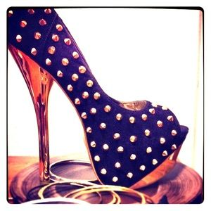Alba Shoes - Spiked heels